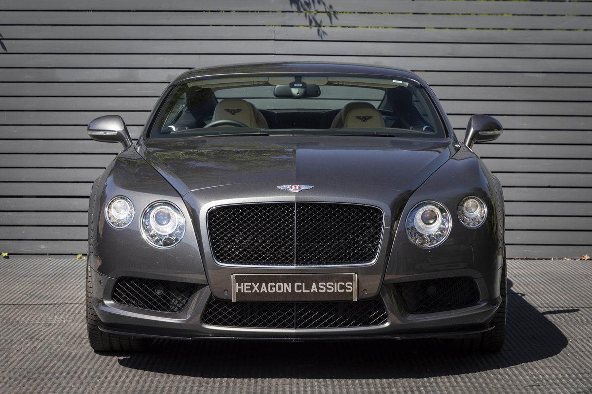 2014 Bentley Continental GT V8S Mulliner SOLD (picture 3 of 6)
