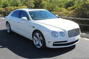 2015 Bentley Flying Spur = Ivory(~)Tan 11k miles $115k For Sale