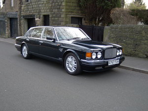 1998 BENTLEY BROOKLANDS 'R' MULLINER