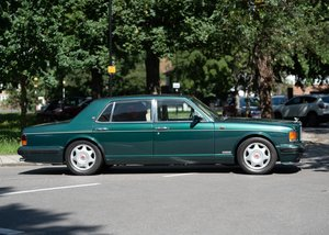 1997 Bentley Turbo RL SOLD by Auction