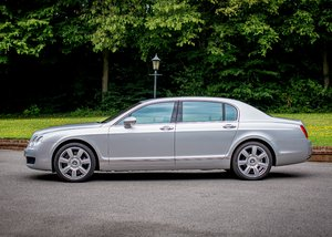 2006 Bentley Flying Spur SOLD by Auction