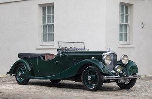1935 Bentley 3.5L Vanden Plas Tourer