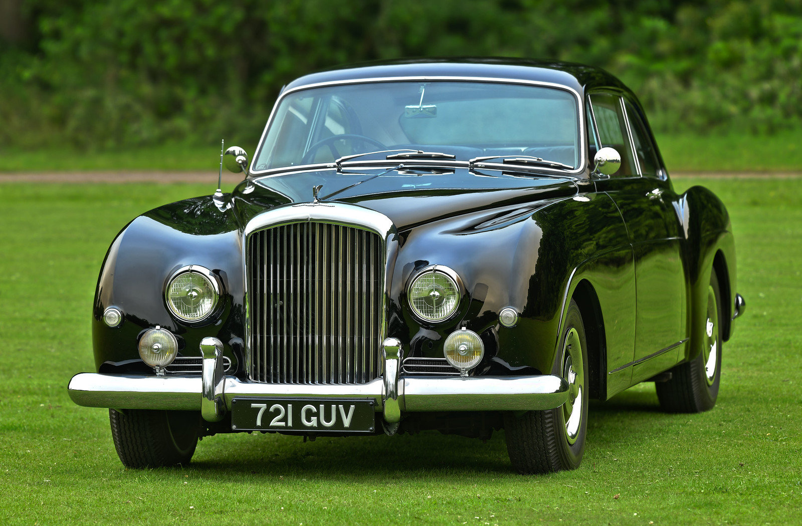 1957 Bentley S1 Continental H.J. Mulliner Fastback For Sale (picture 2 of 6)