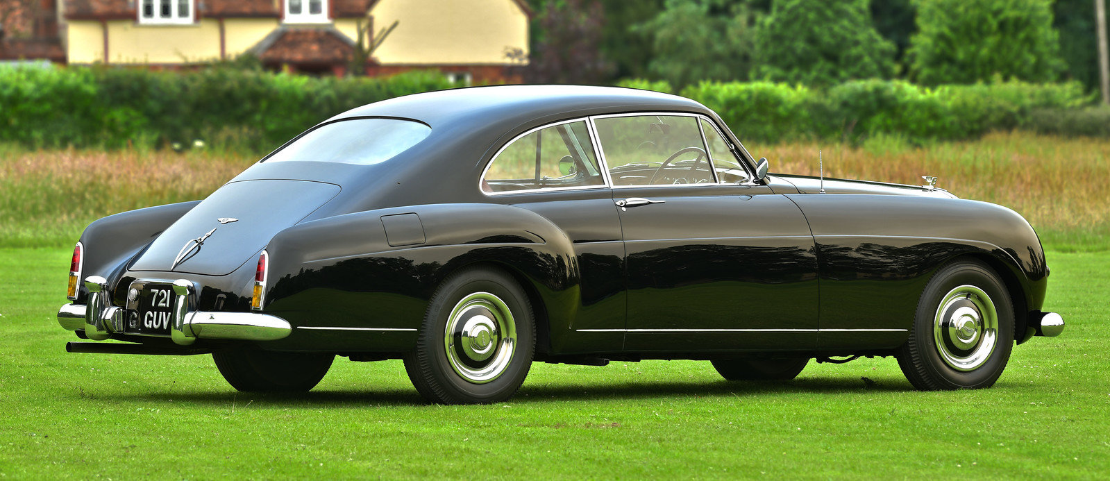 1957 Bentley S1 Continental H.J. Mulliner Fastback For Sale (picture 4 of 6)