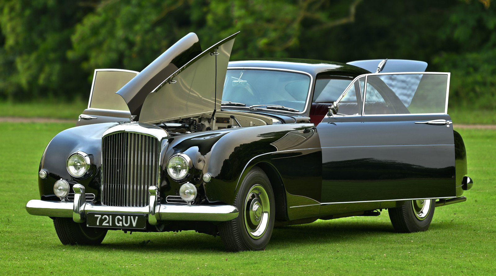 1957 Bentley S1 Continental H.J. Mulliner Fastback For Sale (picture 6 of 6)