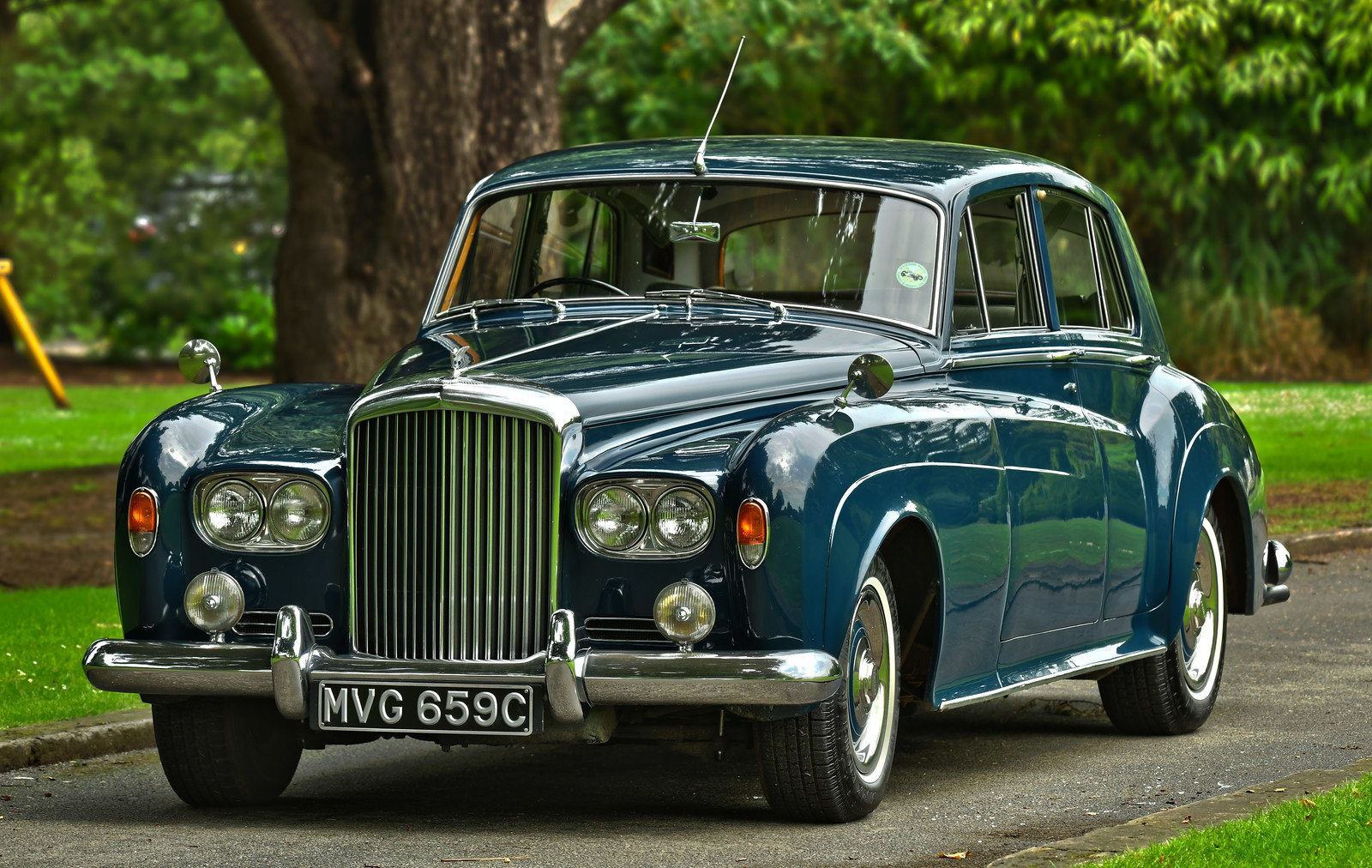 1965 Bentley S3 Standard Steel Saloon SOLD (picture 1 of 6)