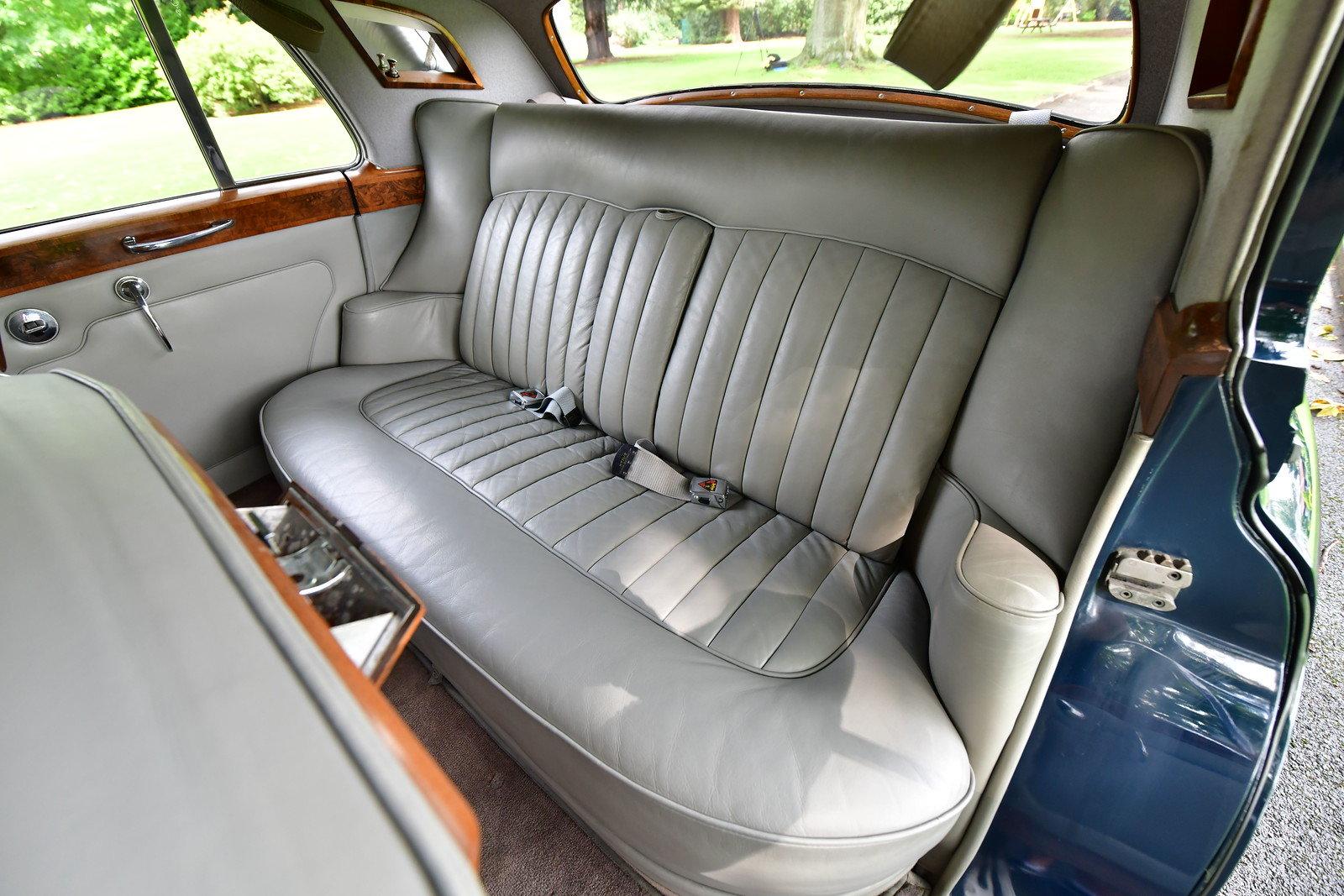 1965 Bentley S3 Standard Steel Saloon SOLD (picture 5 of 6)