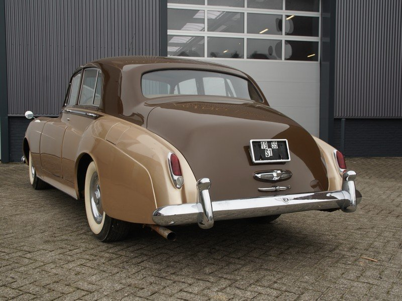 1955 Bentley S1 original LHD, original colours, early S1 For Sale (picture 6 of 6)