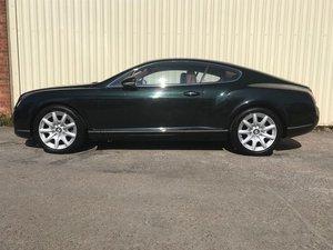 2006 Bentley Continental GT 6.0 W12