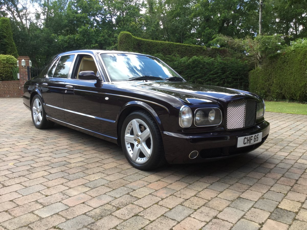 Bentley Arnage T 2002 REDUCED FOR QUICK SALE SOLD (picture 3 of 6)