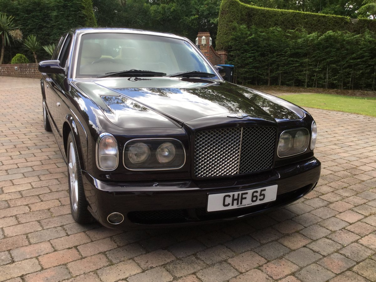 Bentley Arnage T 2002 REDUCED FOR QUICK SALE SOLD (picture 6 of 6)