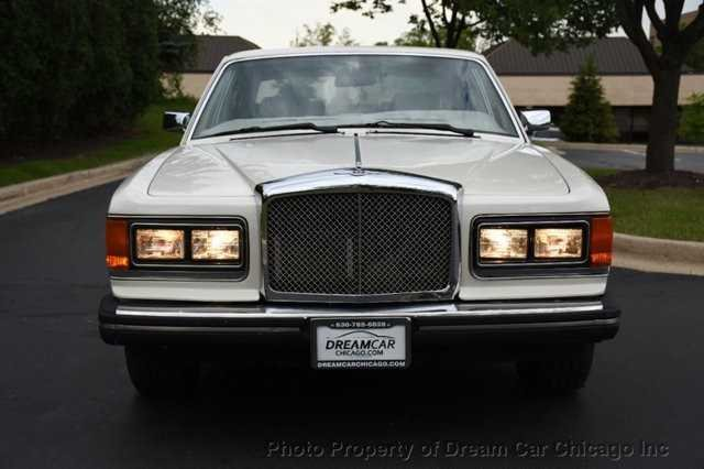 1987 White Bentley Eight (Houston, TX) $19,995 obo For Sale (picture 1 of 6)