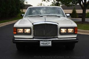 1987 White Bentley Eight (Houston, TX) $19,995 obo