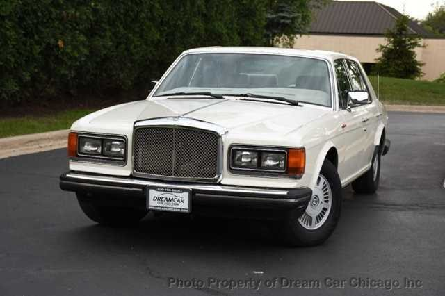 1987 White Bentley Eight (Houston, TX) $19,995 obo For Sale (picture 2 of 6)