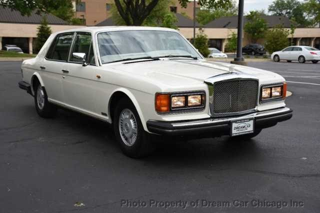 1987 White Bentley Eight (Houston, TX) $19,995 obo For Sale (picture 3 of 6)
