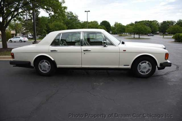 1987 White Bentley Eight (Houston, TX) $19,995 obo For Sale (picture 4 of 6)