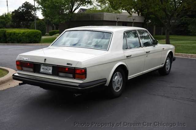 1987 White Bentley Eight (Houston, TX) $19,995 obo For Sale (picture 5 of 6)