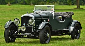 1936 Derby Bentley 4.25 Le Mans Style Special For Sale