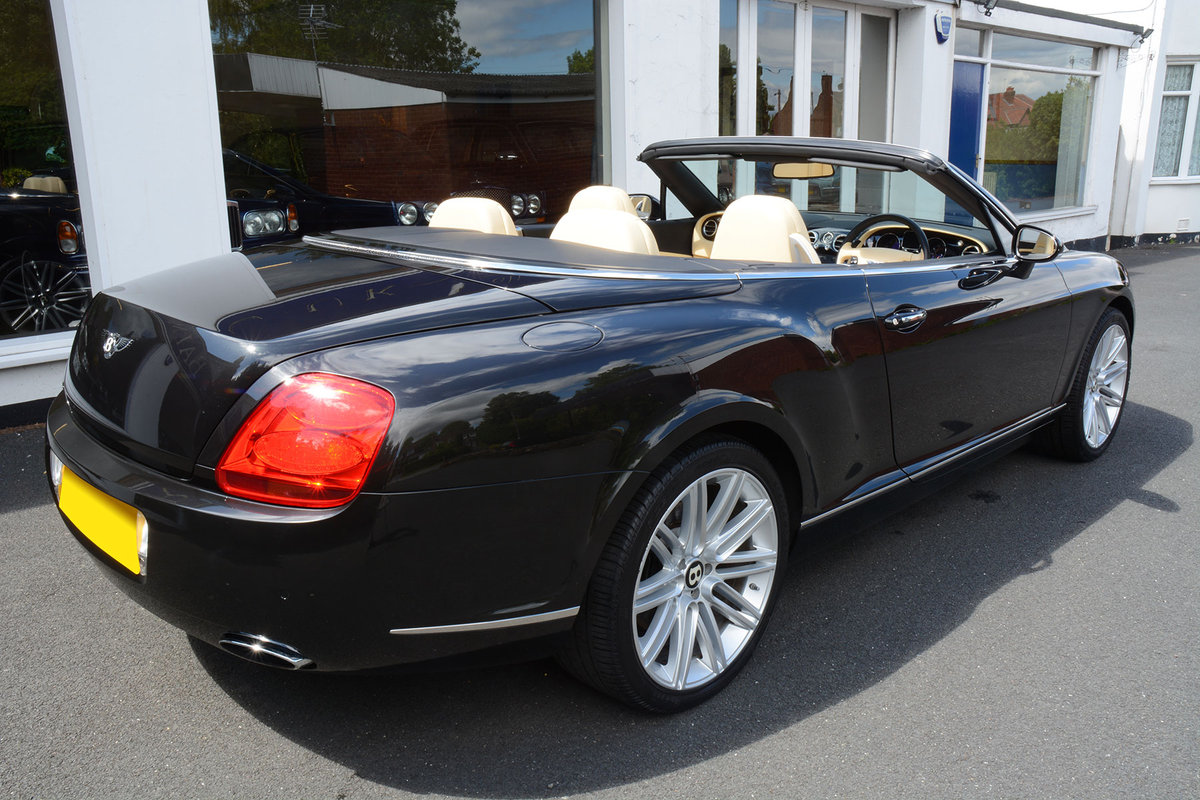 2008 Bentley Continental GTC For Sale (picture 6 of 6)
