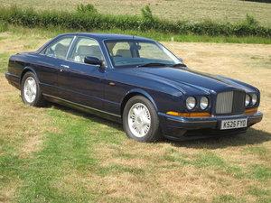 1992 Bentley Continental R