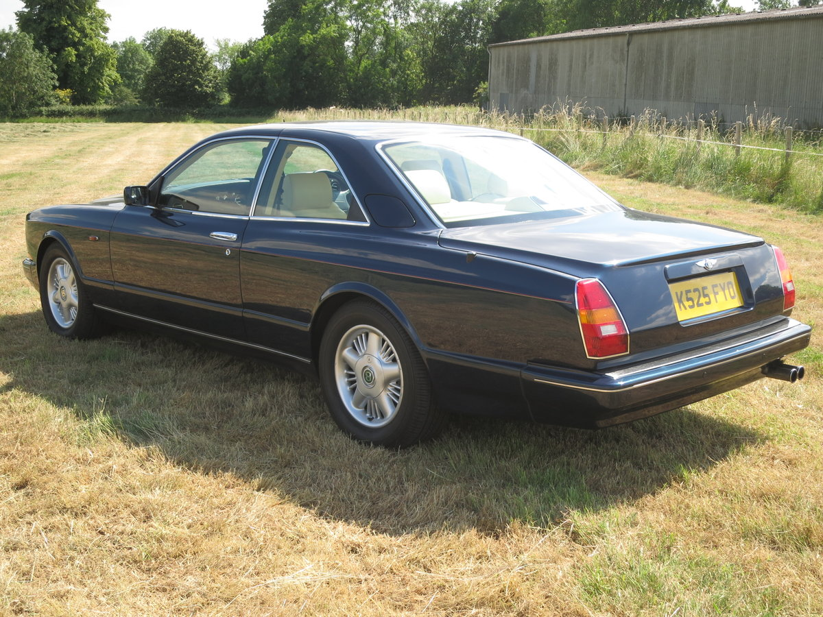 1992 Bentley Continental R For Sale (picture 3 of 6)