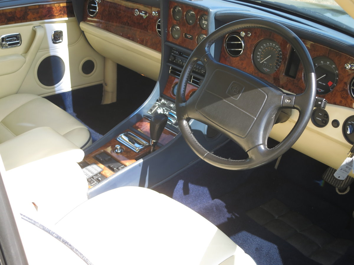 1992 Bentley Continental R For Sale (picture 4 of 6)