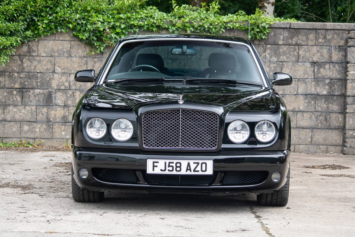 2008 Bentley Arnage 500T SOLD by Auction (picture 3 of 6)