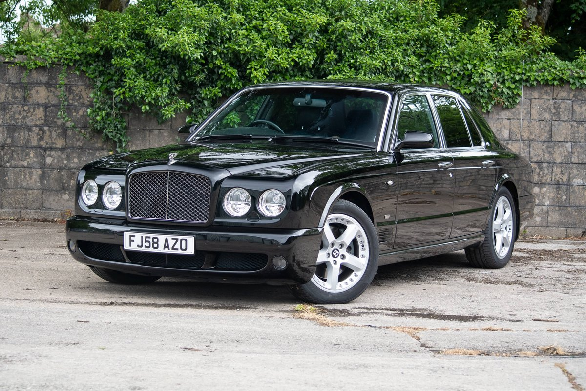 2008 Bentley Arnage 500T SOLD by Auction (picture 4 of 6)