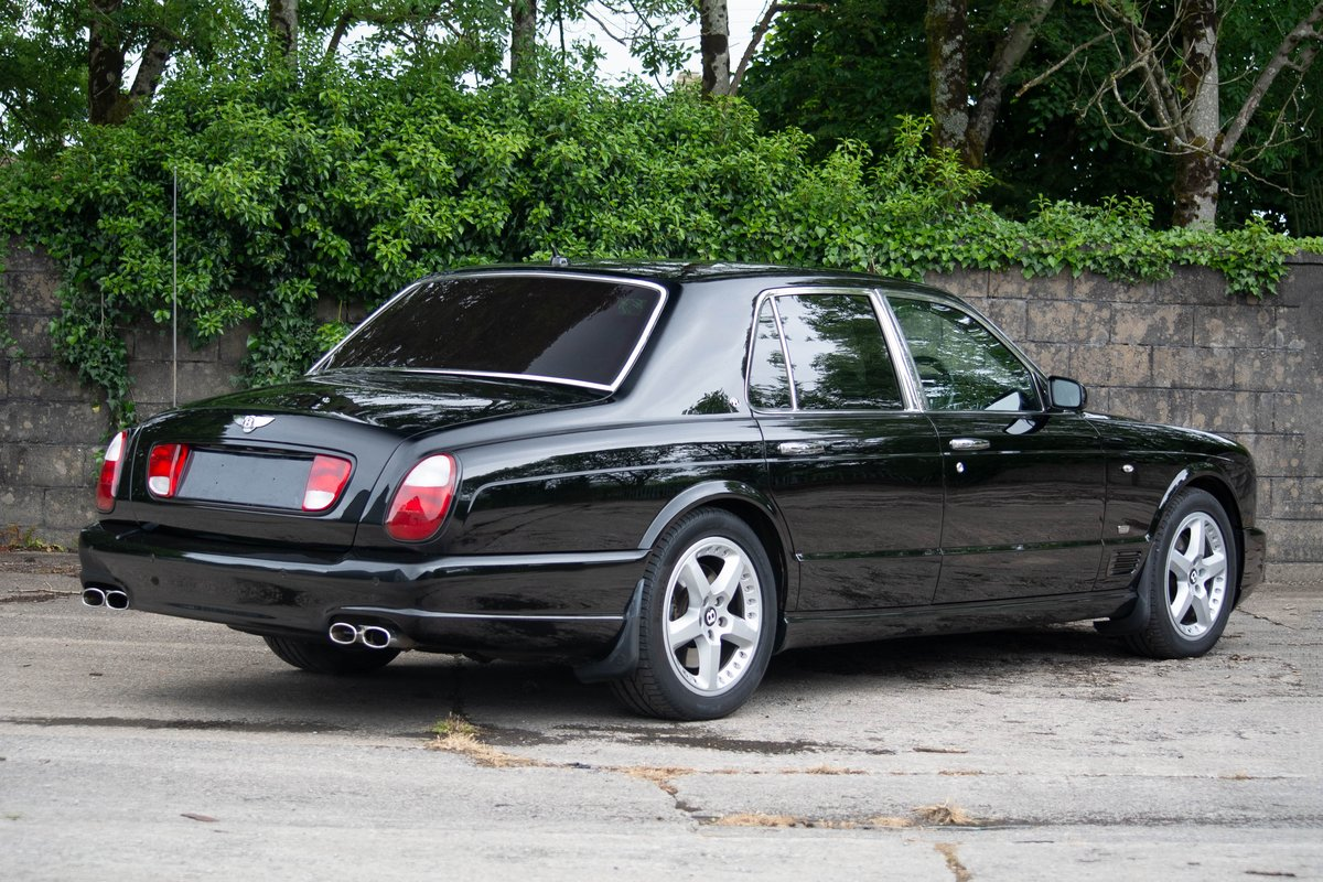 2008 Bentley Arnage 500T SOLD by Auction (picture 5 of 6)