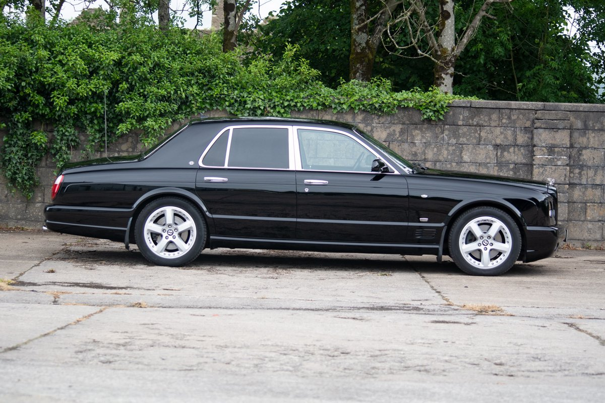 2008 Bentley Arnage 500T SOLD by Auction (picture 6 of 6)