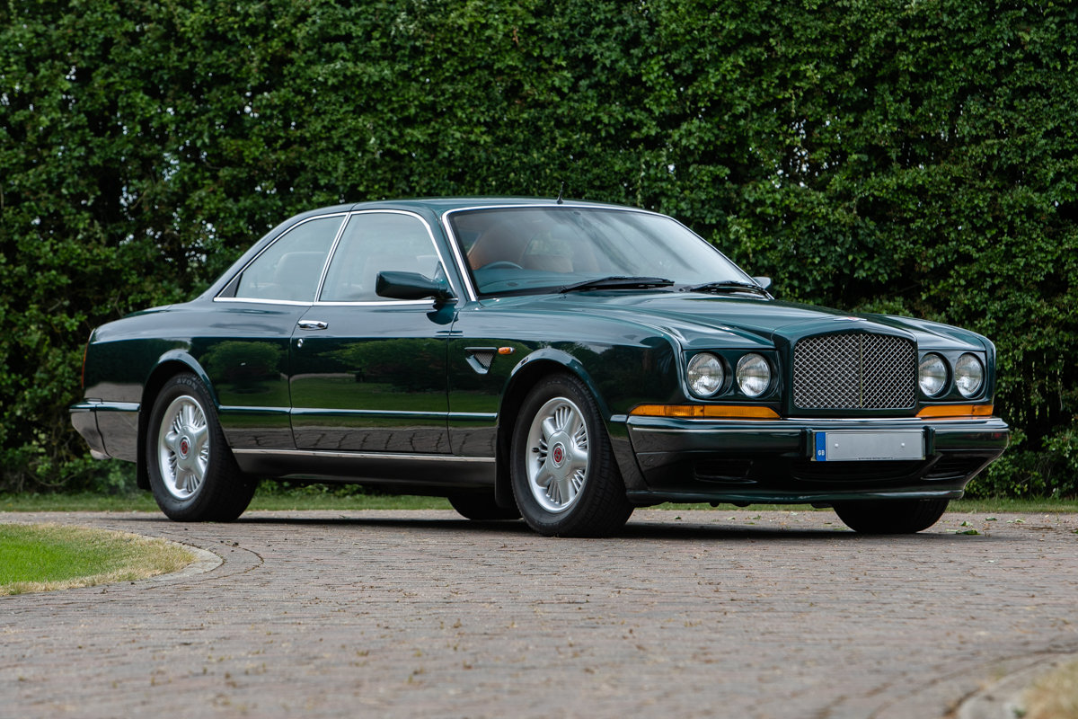 1997 Bentley Continental R SOLD by Auction (picture 1 of 6)