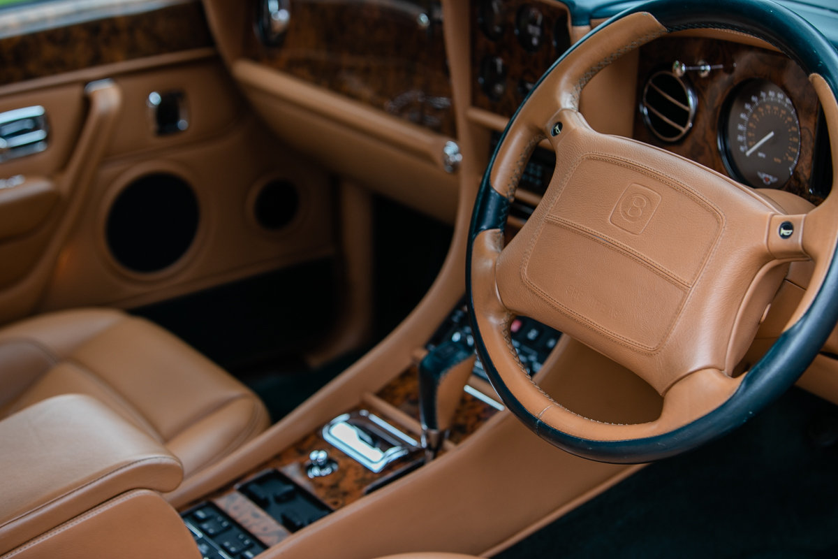 1997 Bentley Continental R SOLD by Auction (picture 4 of 6)