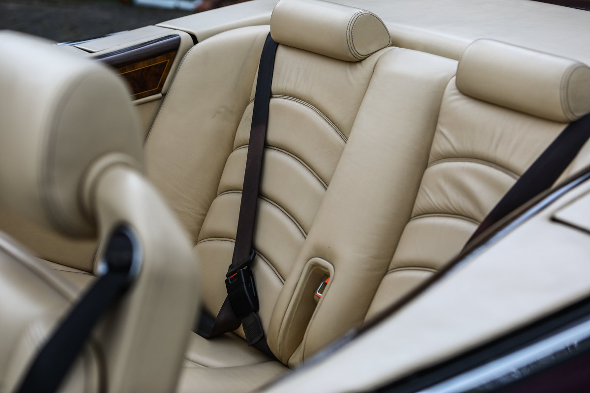 1999 Bentley Azure Convertible SOLD by Auction (picture 1 of 6)