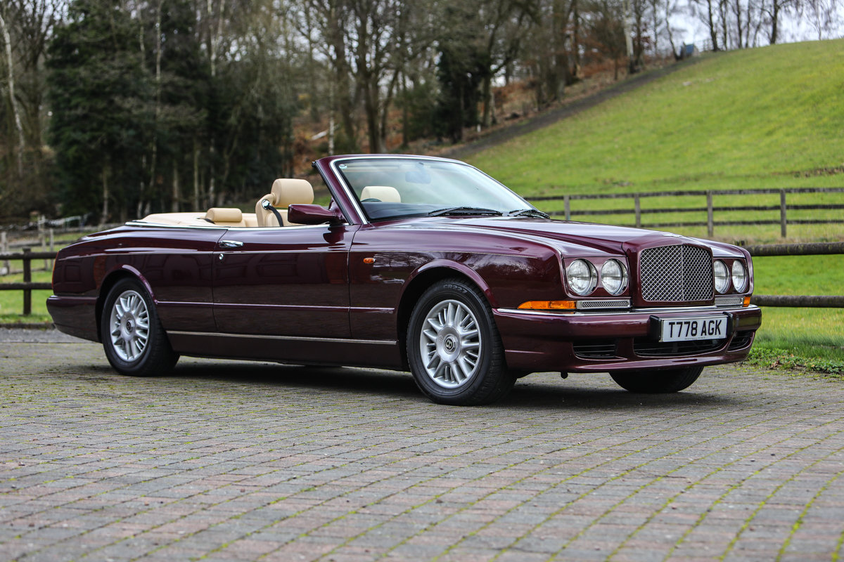 1999 Bentley Azure Convertible SOLD by Auction (picture 2 of 6)