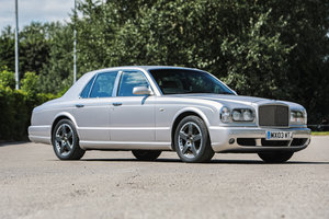 2003 Bentley Arnage T - Just £23,000 - £28,000  For Sale by Auction