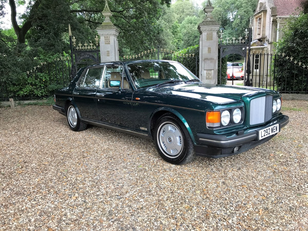 1994 Bentley Brooklands Stunning, low Miles For Sale (picture 1 of 6)
