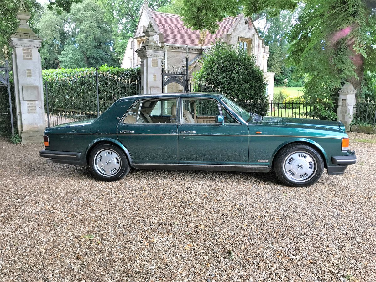 1994 Bentley Brooklands Stunning, low Miles For Sale (picture 5 of 6)
