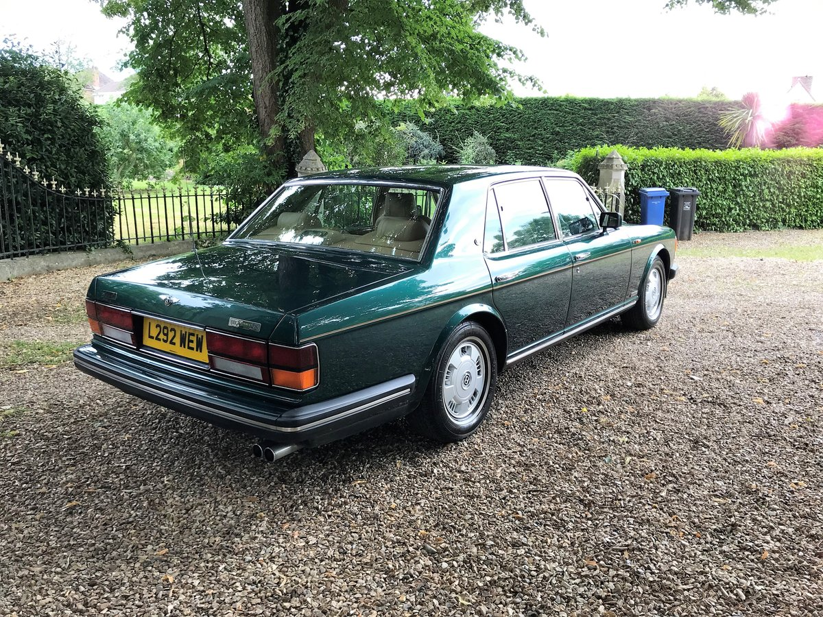 1994 Bentley Brooklands Stunning, low Miles For Sale (picture 6 of 6)