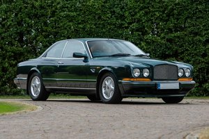 1997 Bentley Continental R - Offered at NO RESERVE For Sale by Auction