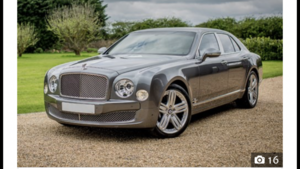 Bentley Mulsanne 2012 For Sale