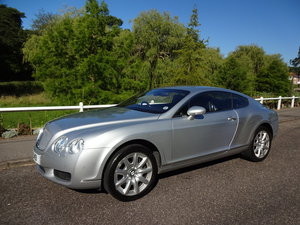 2004 Bentley Continental GT SOLD