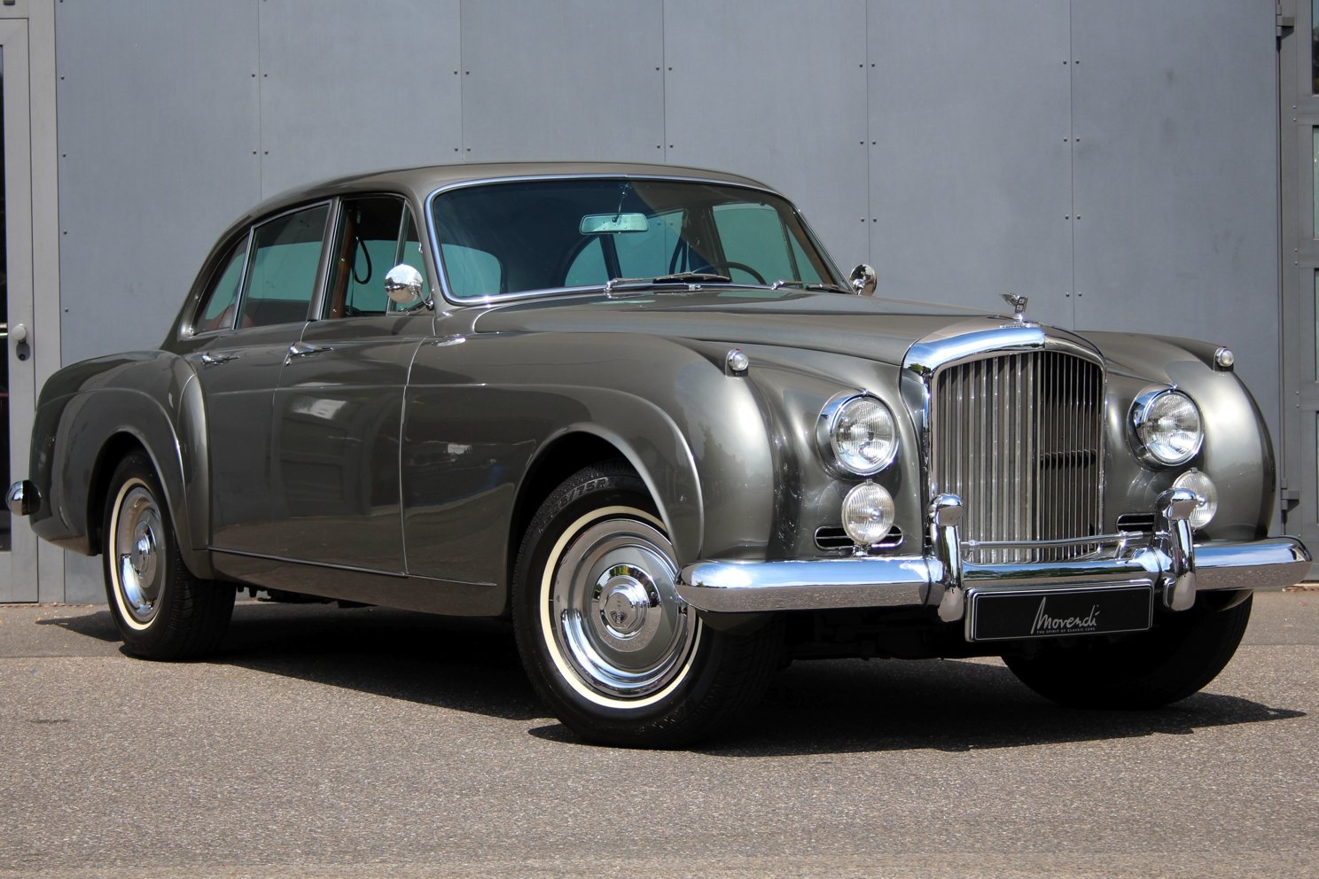 1961 Bentley S2 Continental Flying Spur LHD For Sale (picture 1 of 6)