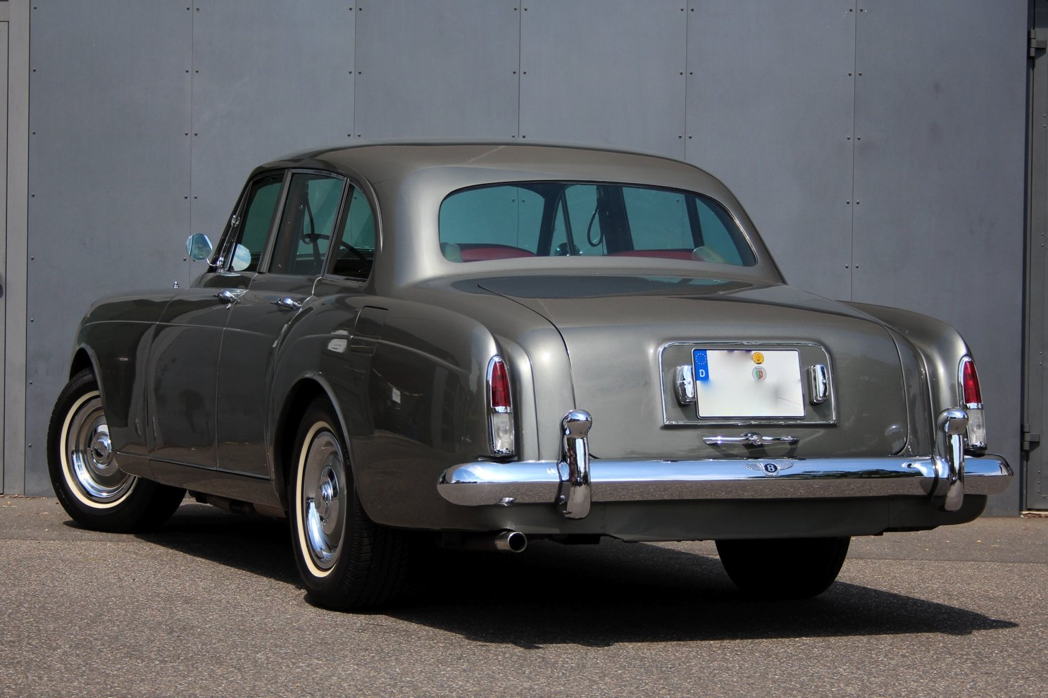 1961 Bentley S2 Continental Flying Spur LHD For Sale (picture 2 of 6)