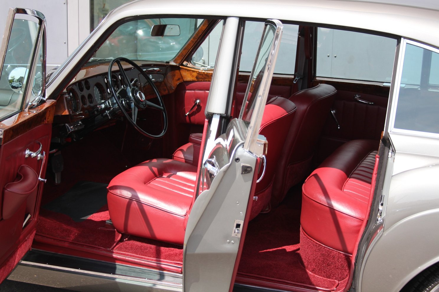 1961 Bentley S2 Continental Flying Spur LHD For Sale (picture 3 of 6)