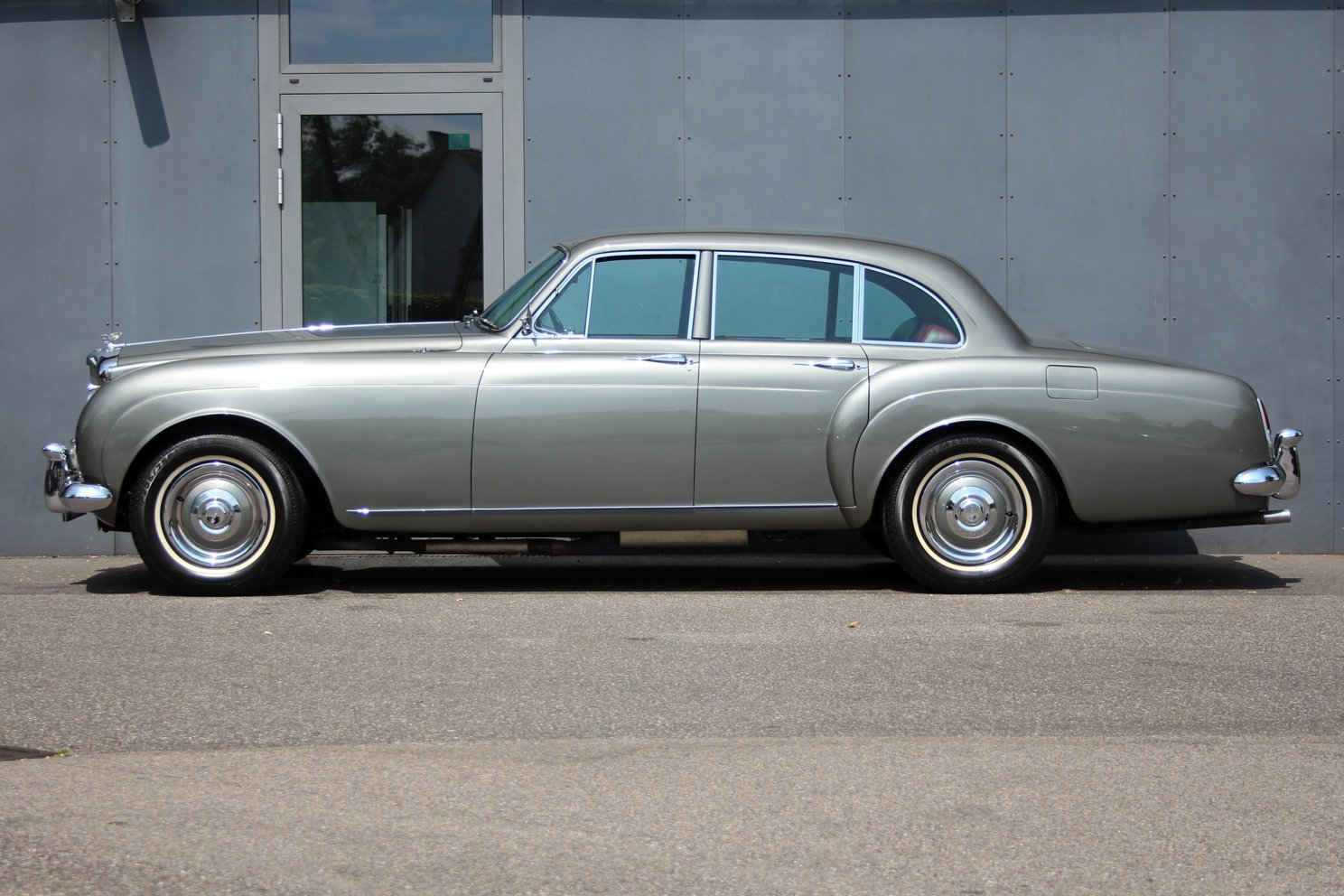 1961 Bentley S2 Continental Flying Spur LHD For Sale (picture 5 of 6)