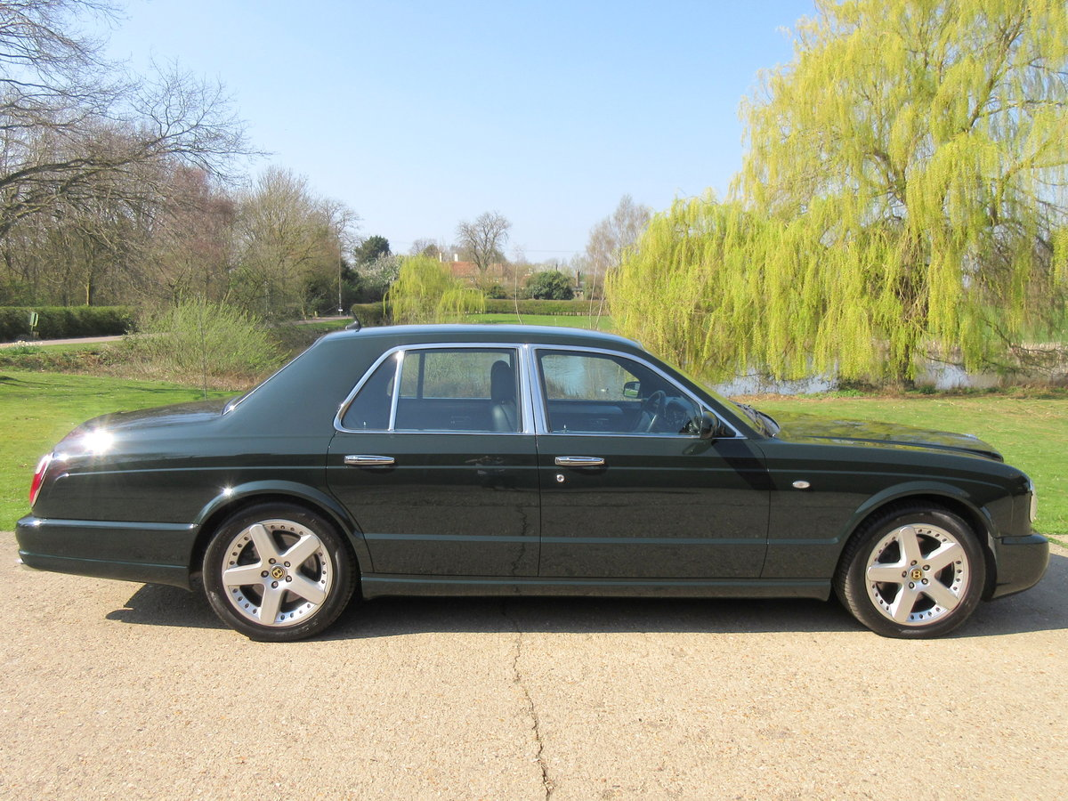2002 Bentley Arnage T 4 Dr Auto - Low Miles For Sale (picture 2 of 6)