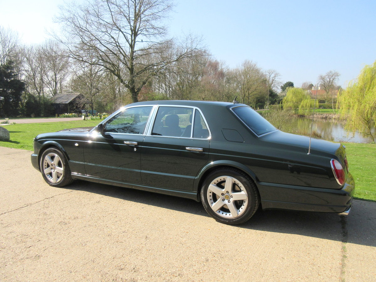 2002 Bentley Arnage T 4 Dr Auto - Low Miles For Sale (picture 3 of 6)
