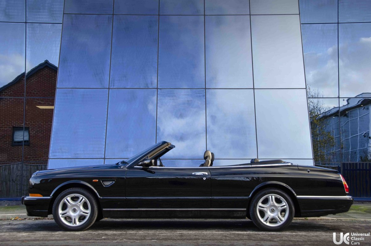 2000 Bentley Azure For Sale (picture 1 of 6)