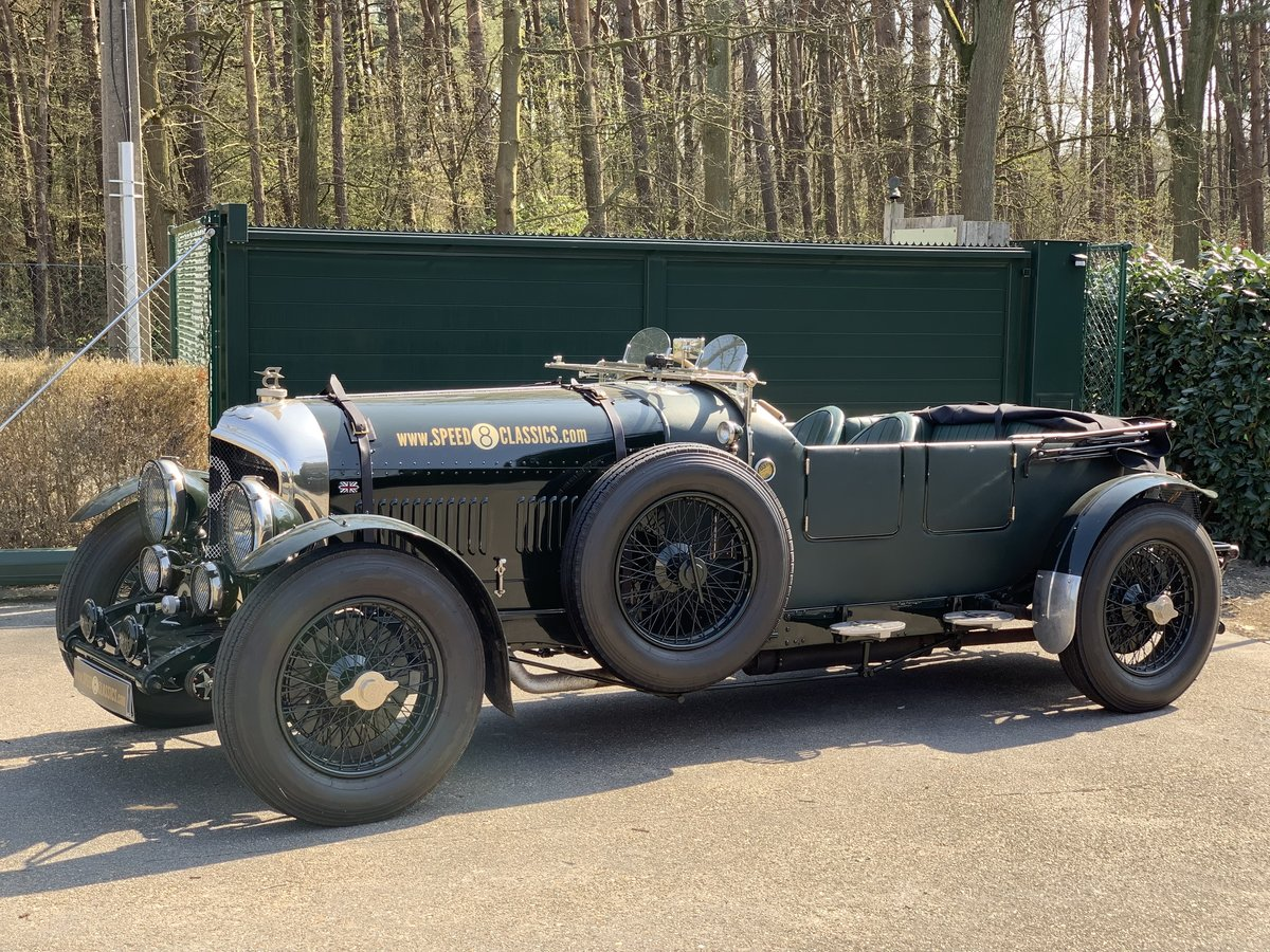 1947 Bentley Speed 8 Le Mans For Sale (picture 1 of 6)