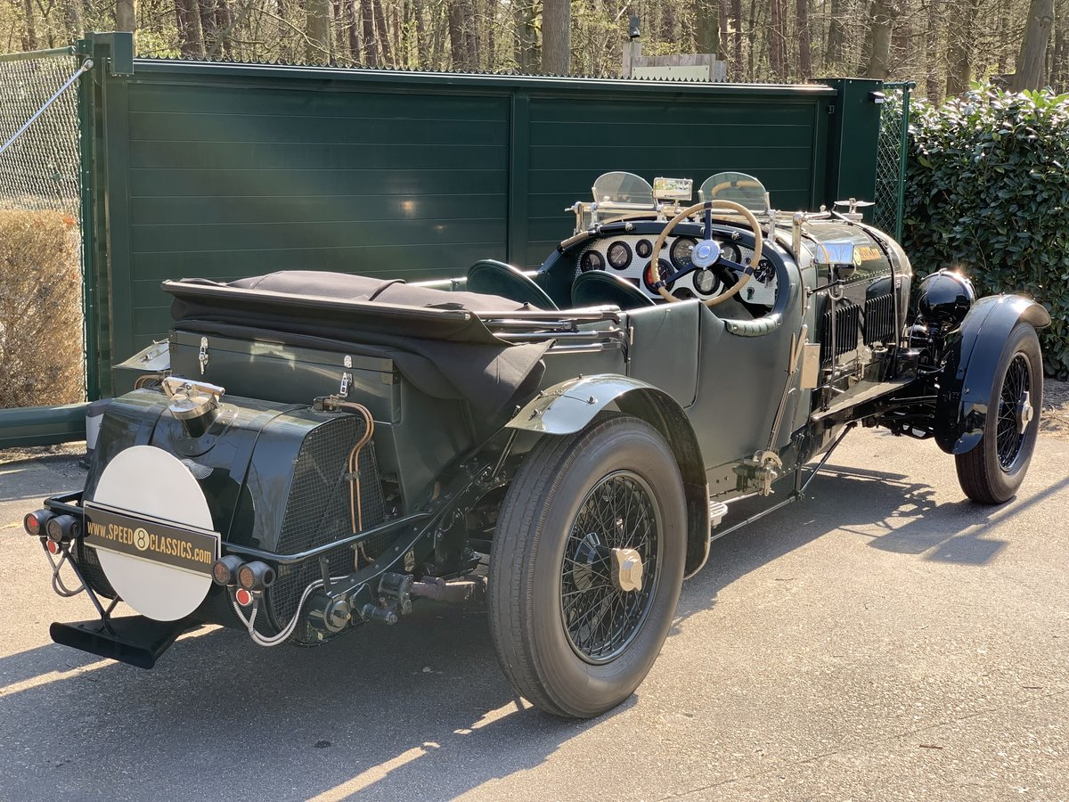 1947 Bentley Speed 8 Le Mans For Sale (picture 2 of 6)
